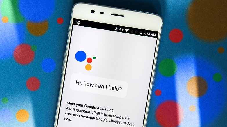 AndroidPIT Google assistant 9262