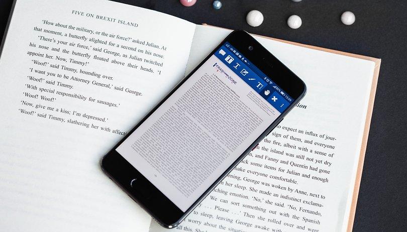 Die besten eBook-Reader für Android