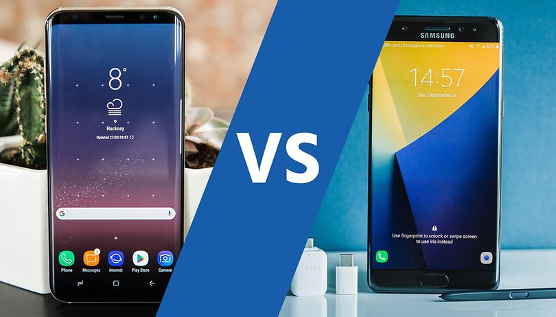 Why the Samsung Galaxy S8+ has completely outdone the Note 7
