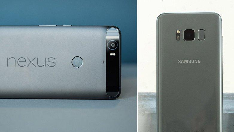 AndroidPIT Samsung Galaxy S8 vs Nexus 6P 2