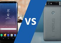 Samsung Galaxy S8 vs Nexus 6P: comparing the newcomer and old favorite