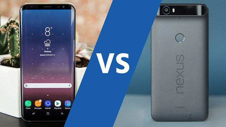 AndroidPIT Samsung Galaxy S8 vs Nexus 6P h