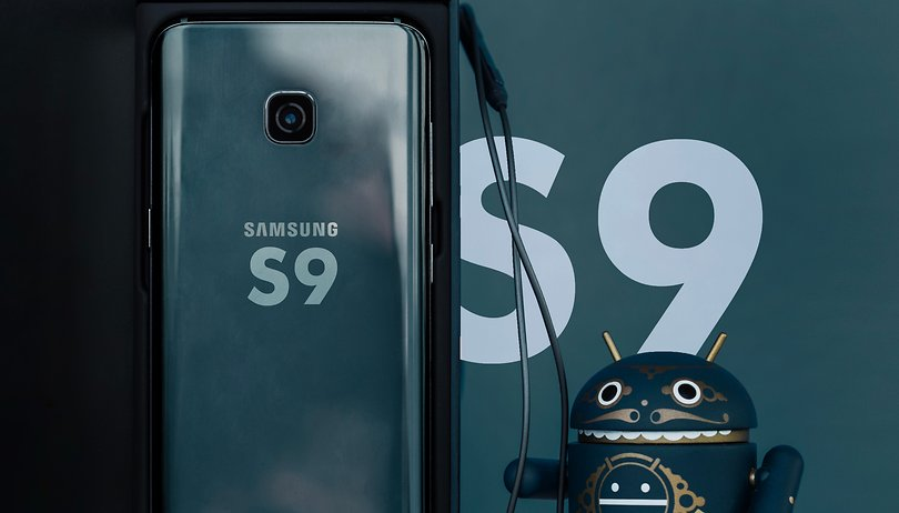 It's official: Samsung's Galaxy S9 is out