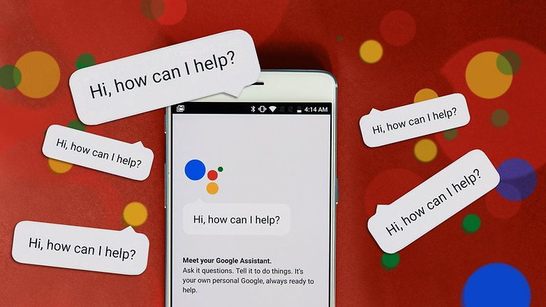 AndroidPIT google assistant 5
