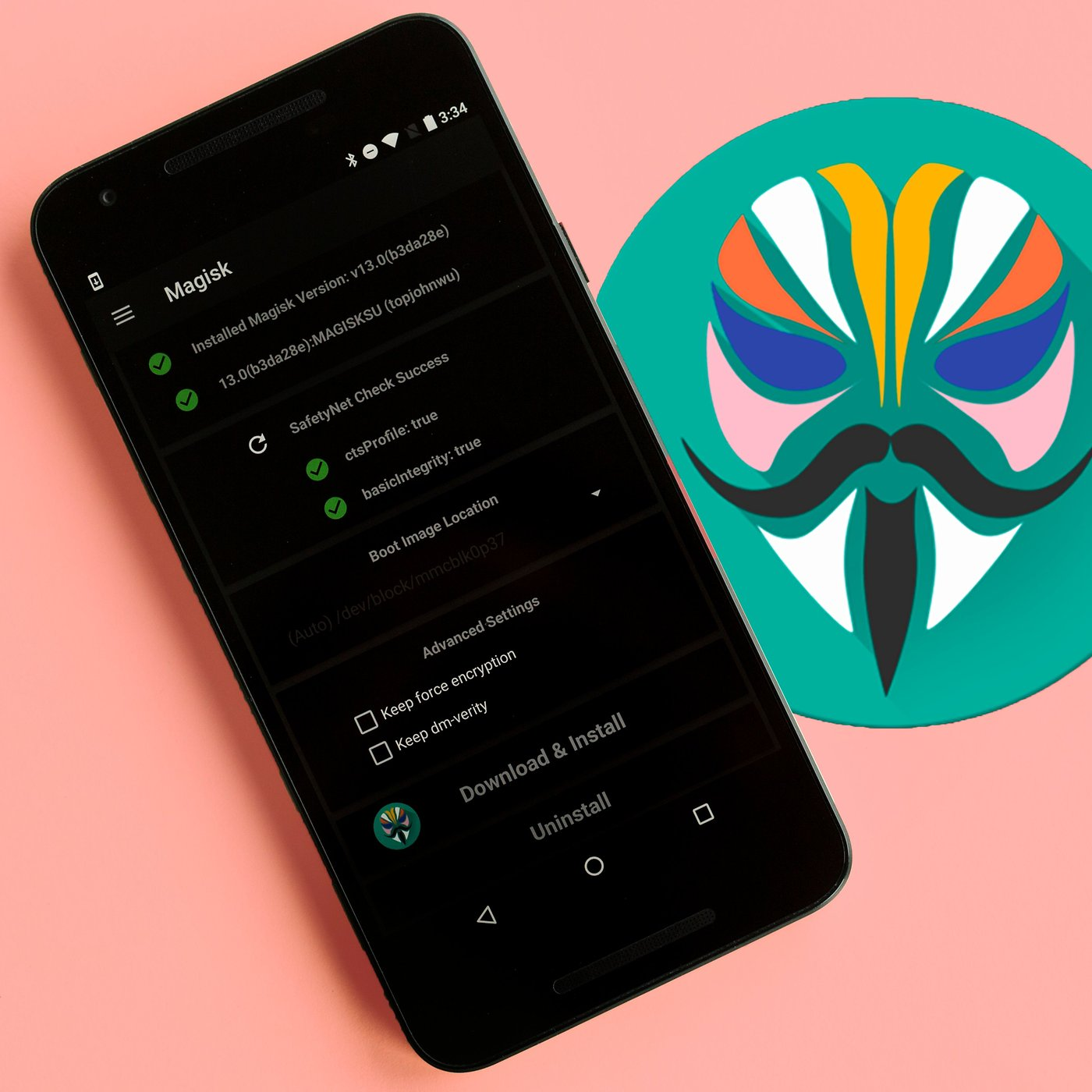The Android Q beta has already been rooted | AndroidPIT