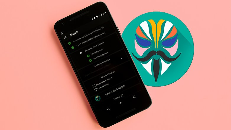 AndroidPIT magisk