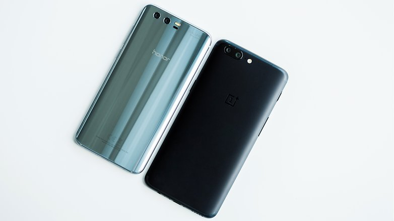 AndroidPIT honor 9 vs oneplus 5 1484
