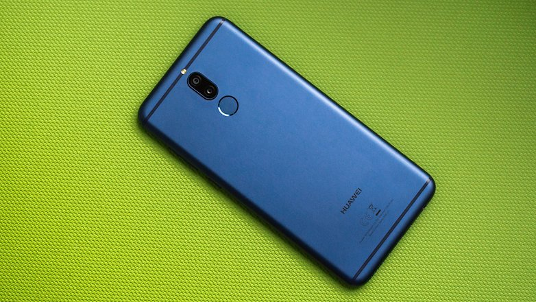 AndroidPIT huawei mate 10 lite review 2159