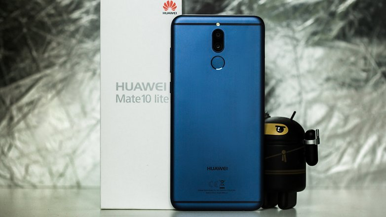 AndroidPIT huawei mate 10 lite review 2180