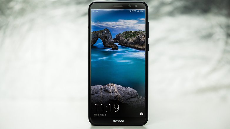 AndroidPIT huawei mate 10 lite review 2215