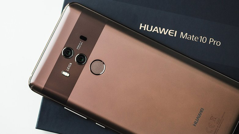 AndroidPIT huawei mate 10 pro review 1830