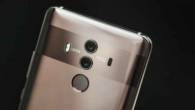 AndroidPIT huawei mate 10 pro review 1856