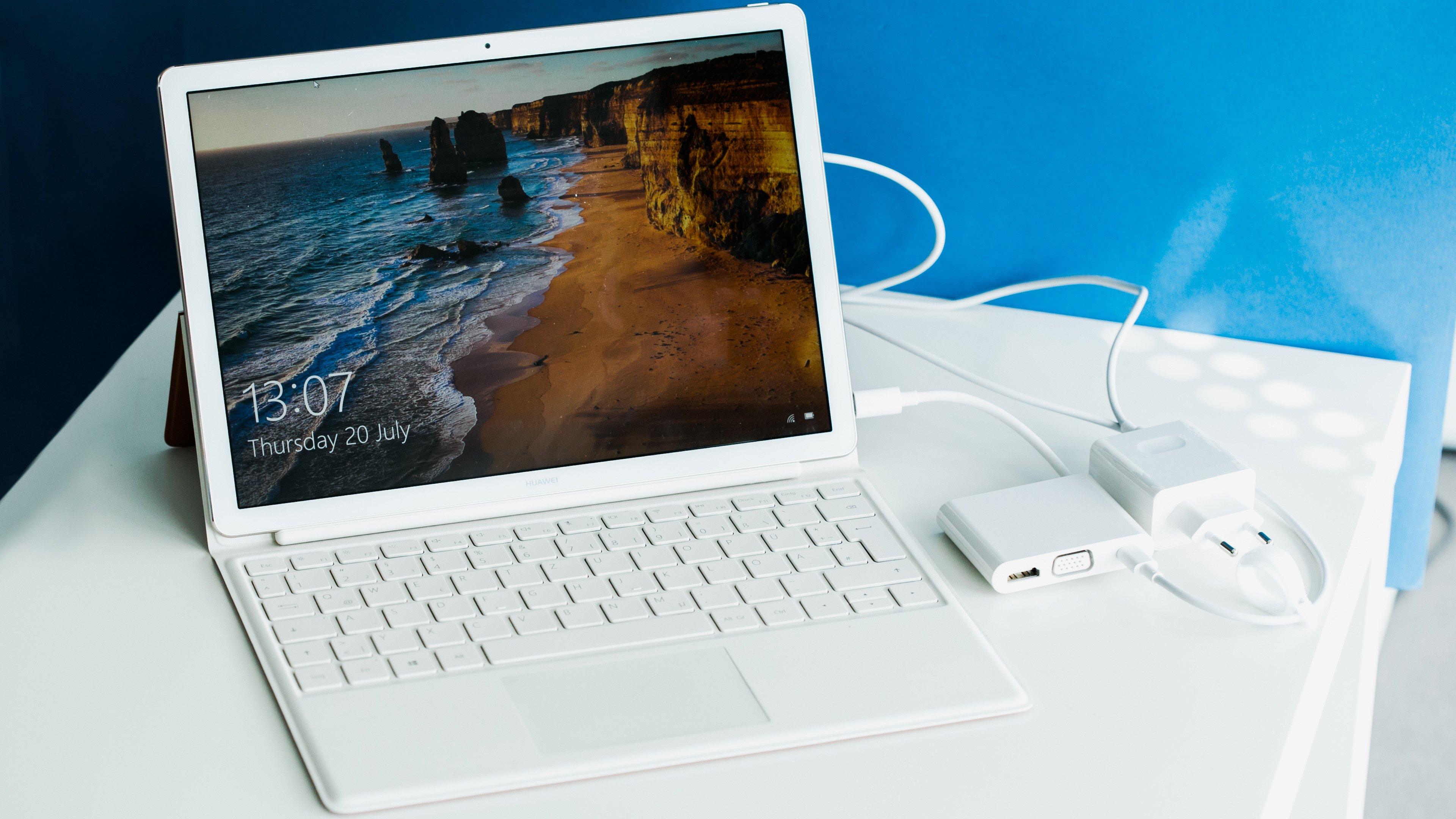 Premier test du Huawei Matebook E   que vaut cette tablette hybride sous  Windows     AndroidPIT 01b0a3e94643