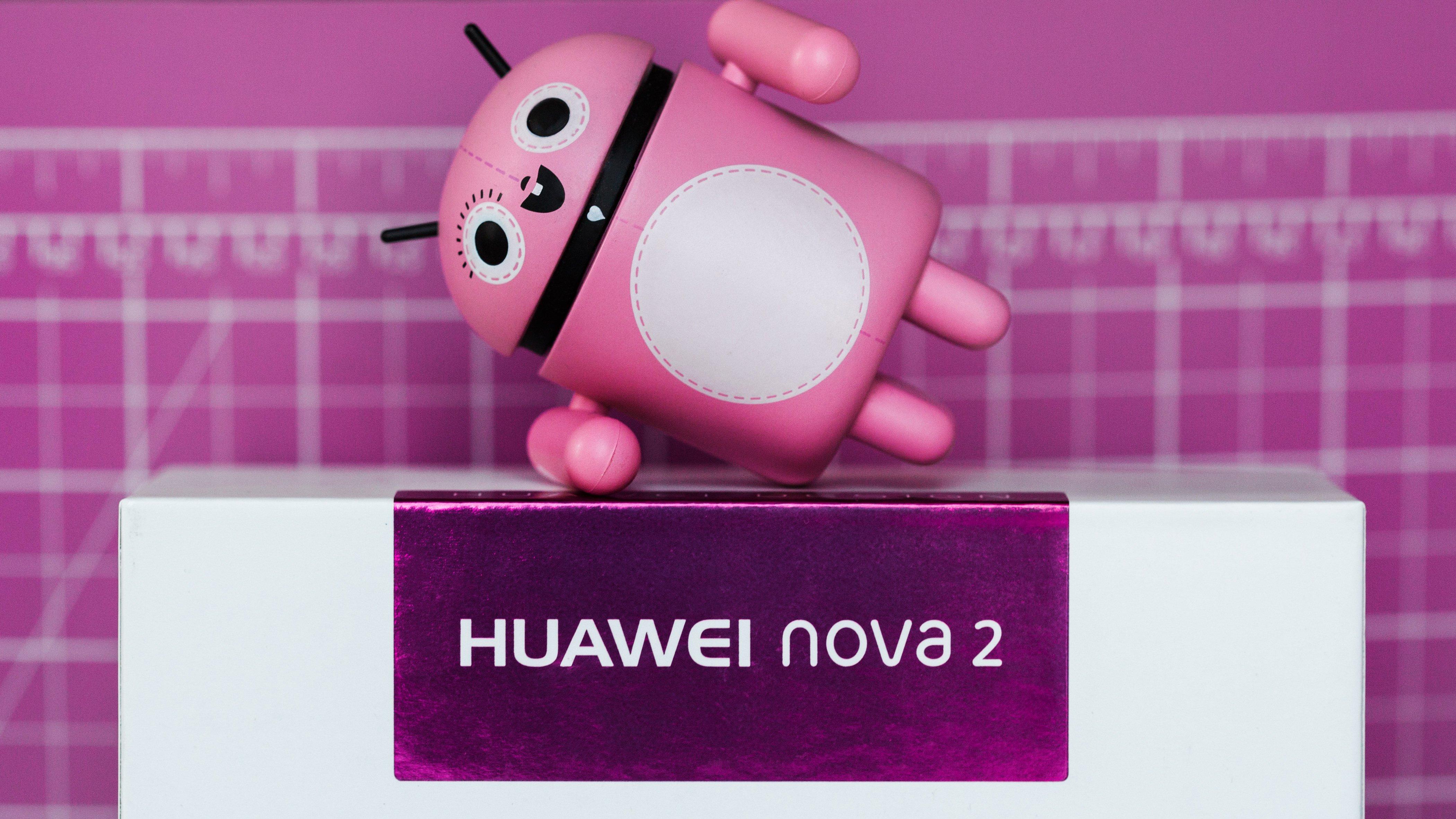 huawei nova 2 android