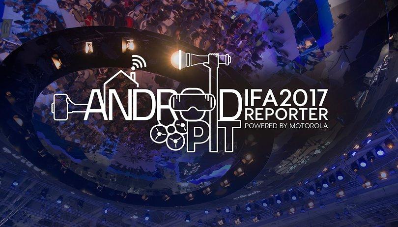 Werdet mit uns zum IFA-Reporter und gewinnt ein Smartphone!