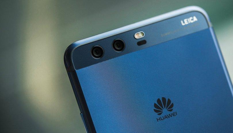 Huawei zeigt Teile des Mate 10 per Twitter