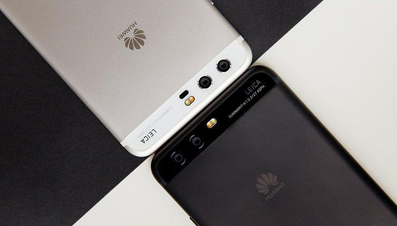 Huawei P10 actualizando a Android Oreo