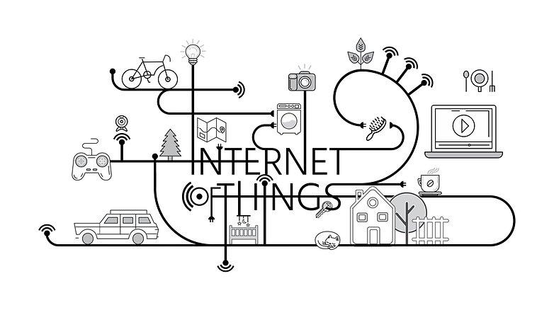 Internet of things hero