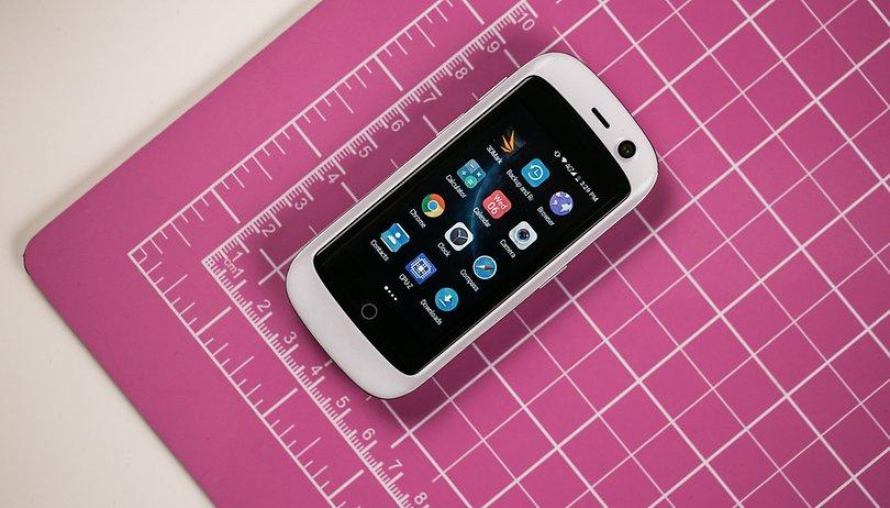Un weekend avec le Jelly Pro : est-il meilleur que le Nokia 3310 ?