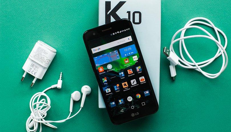 LG K10 2017 im Test: Warum man nicht am falschen Ende sparen sollte