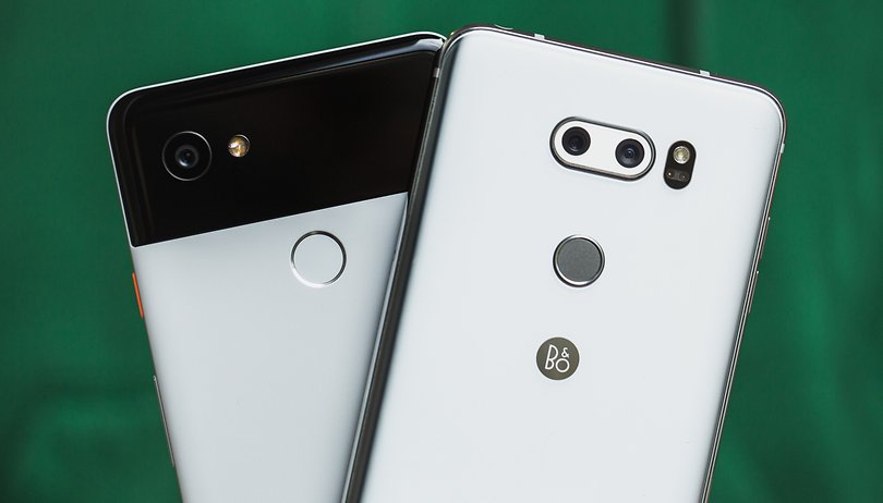 Google's HDR+ for the LG V30: Get incredible wide-angle