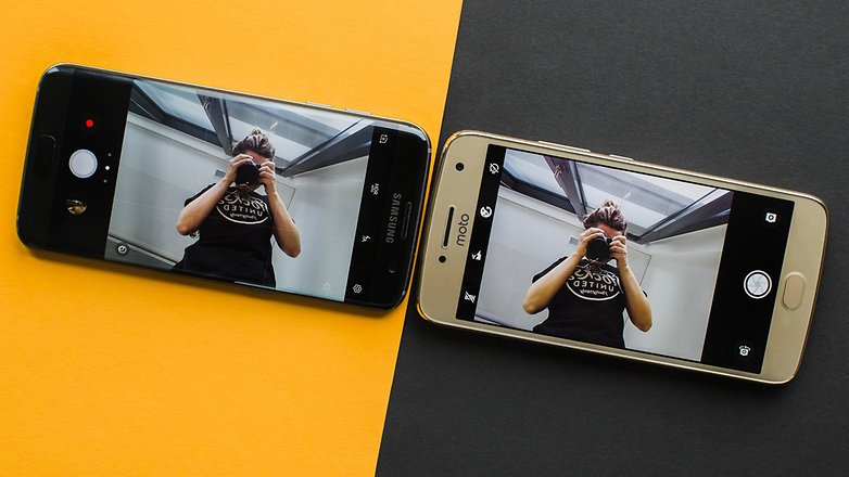 AndroidPIT moto g5 plus vs samsung galaxy s7 edge 2389