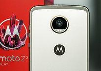 Moto Z2 Play está sendo atualizado para o Android Oreo no Brasil