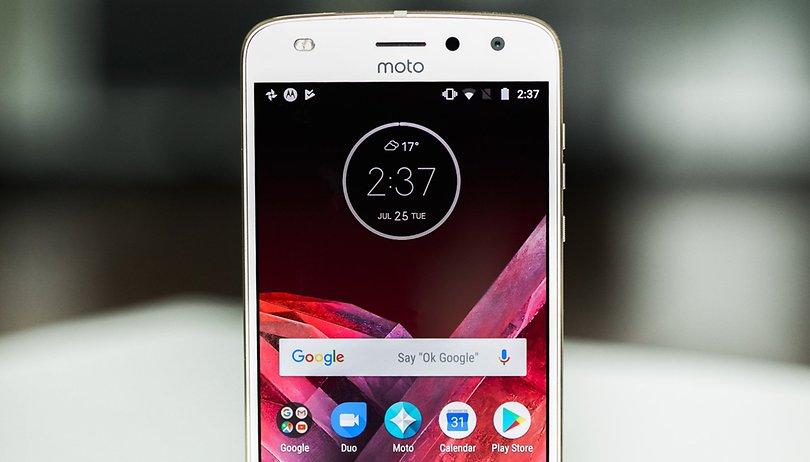Motorola está preparando uma mudança na interface de seus dispositivos?