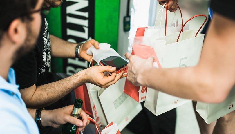Pop-Up-Store in Berlin: So krass war der Andrang auf das OnePlus 5