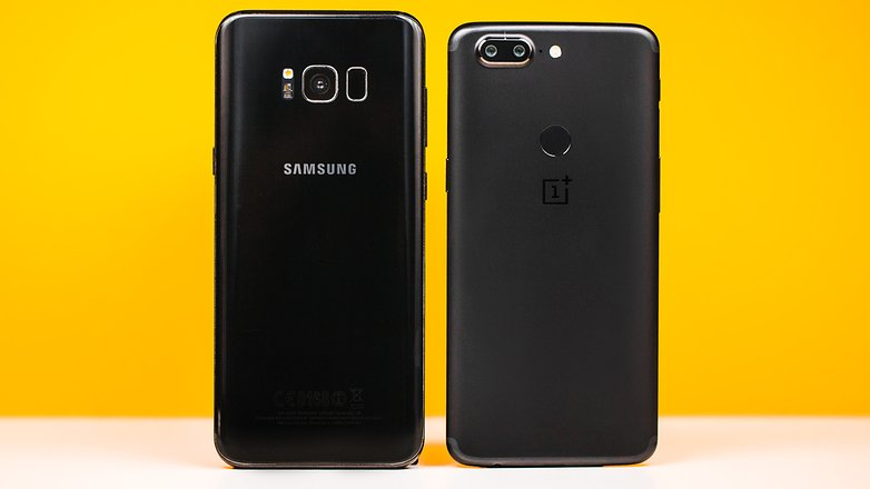 AndroidPIT oneplus 5t vs samsung galaxy s8 plus 6697
