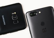 Samsung Galaxy S8+ vs OnePlus 5T: due universi in collisione
