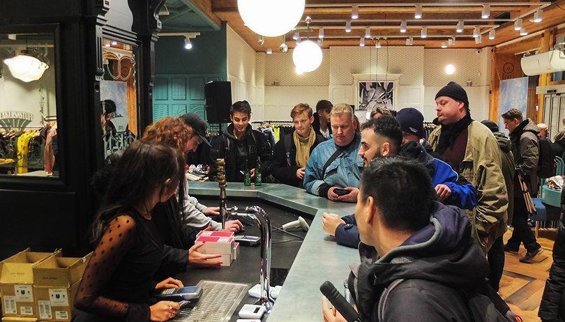 Pop-Up-Store in Berlin: Wie OnePlus erneut für lange Warteschlangen sorgte