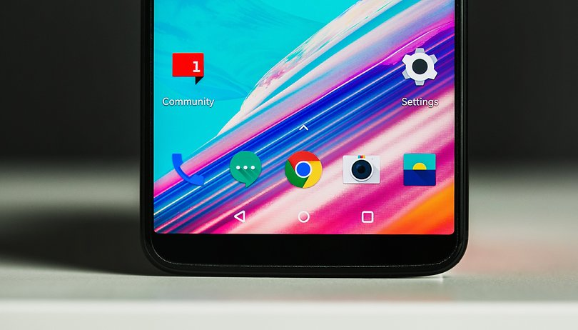 Android Pie disponible para OnePlus 5 y 5T (beta)