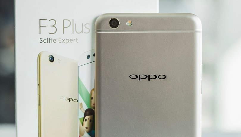 Oppo F3 Plus review: one for the selfie lovers | AndroidPIT