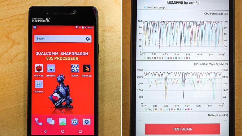 AndroidPIT qualcomm snapdragon 835 benchmark event 091317 2