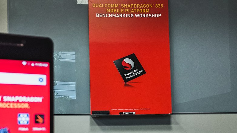 AndroidPIT qualcomm snapdragon 835 benchmark event 112336