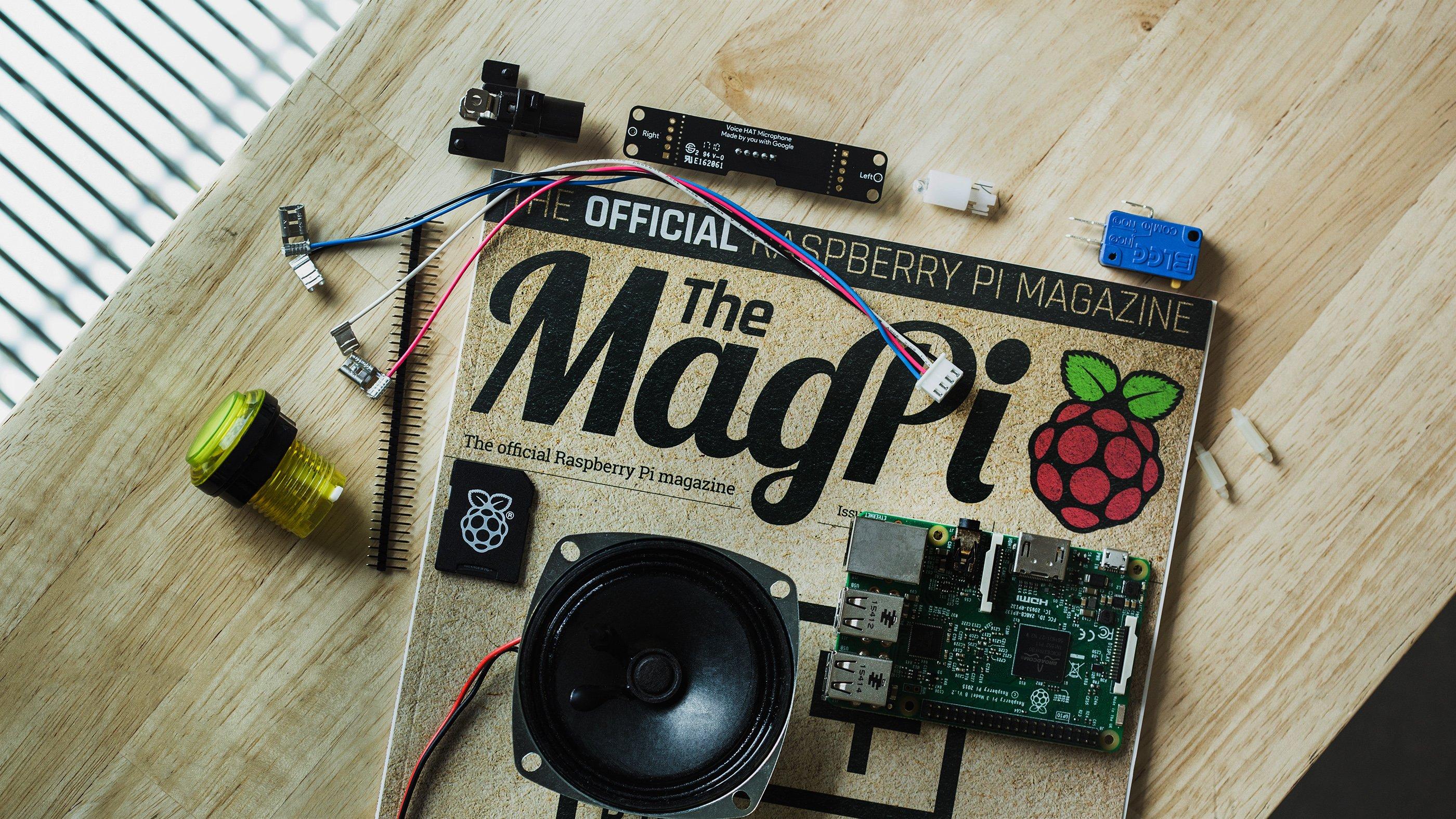 So baut Ihr Euch Euren eigenen Google Home mit dem Raspberry Pi 3