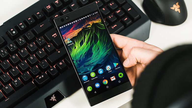 AndroidPIT Razer Phone Gaming hero 6819