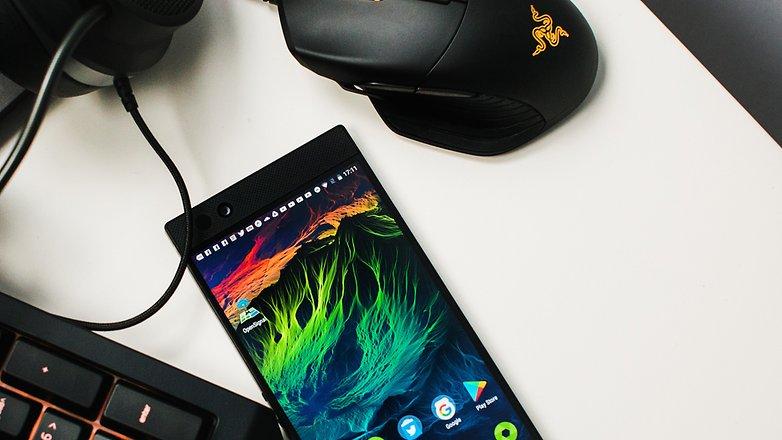 AndroidPIT Razer Phone Gaming hero 6846