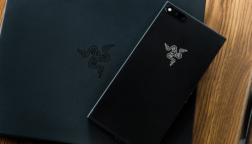 Razer Phone review: by gamers, for gamers