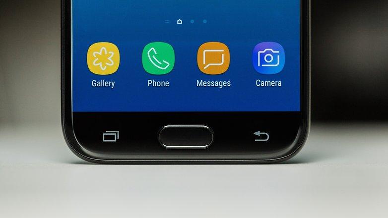 AndroidPIT Samsung Galaxy J5 0855