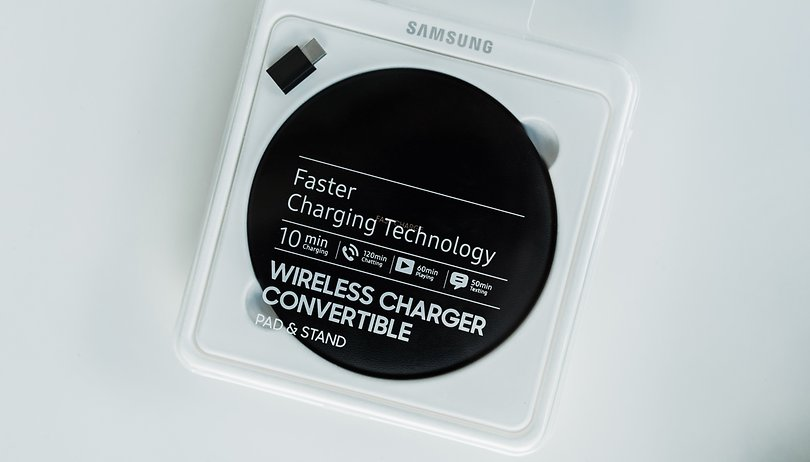 Samsung Galaxy S8 Premium wireless charger: how it will