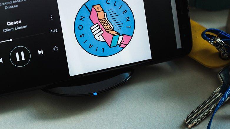 AndroidPIT Samsung Galaxy S8 carga rápida 1537