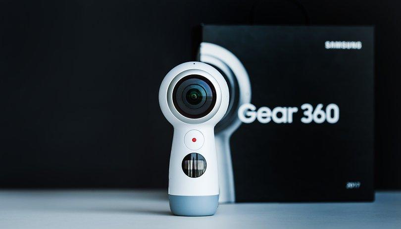 Samsung Gear 360 (2017) im Test: Komfortabler Nachfolger mit Auflösungsschwund
