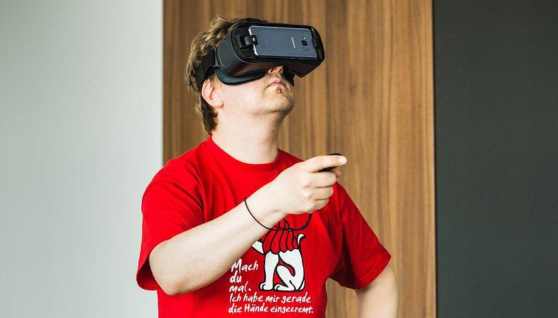 Samsung Gear VR: VR-Inhalte in Echtzeit auf einen Chromecast streamen