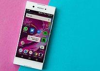 Review do Xperia XA1: valeu a intenção, Sony