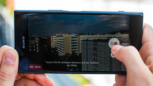 On a testé l'appareil photo Motion Eye du Sony Xperia XZ