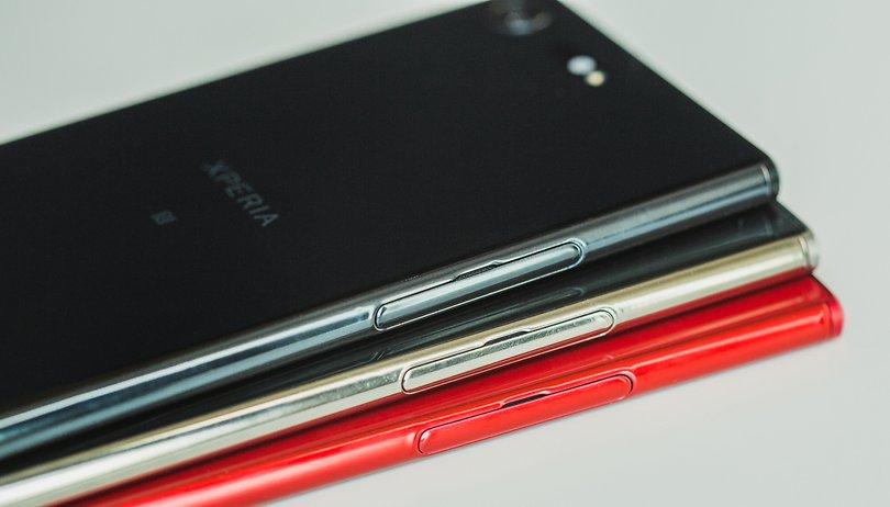 Estes são os Sony Xperia sem bordas que todos estão esperando?