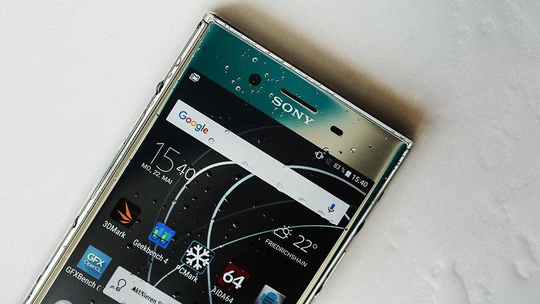 AndroidPIT sony xperia xz premium 9508