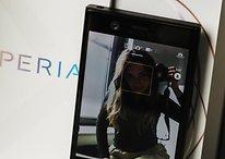 Sony prepara su primer smartphone sin marcos para el MWC 2018